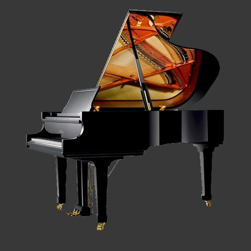 舒密尔W180三角钢琴